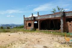 Jogo de airsoft no Morro do Observatório em Brusque