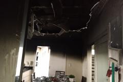 Corpo de Bombeiros é acionado para incêndio em residência no Bruchal