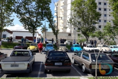 Encontro de Antigos e Especiais do Brusque Car Club