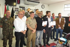 Solenidade em Brusque comemora os 207 anos da Policia Civil de Santa Catarina (15)