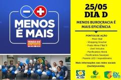 17ª edição do Feirão do Imposto aborda sistema tributário brasileiro