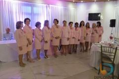 Posse da diretoria reeleita da Rede Feminina de Combate ao Câncer do Estado foi realizada em Brusque