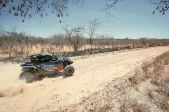 Brusquense vence Rally dos Sertões na categoria UTV's