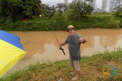 Pescador Mário Borgonha