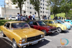 Encontro de Antigos e Especiais do Brusque Car Club