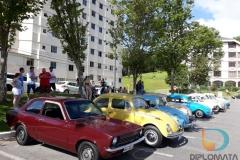 Encontro de Antigos e Especiais do Brusque Car Club (