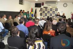 Solenidade em Brusque comemora os 207 anos da Policia Civil de Santa Catarina (1)