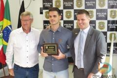 Solenidade em Brusque comemora os 207 anos da Policia Civil de Santa Catarina (10)