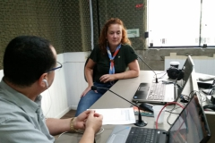 Grupo Escoteiros Brusque participa de programação mundial neste final de semana