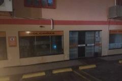 Corpo de Bombeiros combate incêndio em loja de confecções no bairro Águas Claras