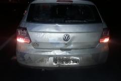 Polícia Rodoviária registrou três acidentes na rodovia no bairro Itaipava