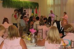 A noite também marcou a posse festiva da nova diretoria da RFCC de Brusque