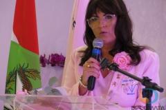 Sônia Rieg Fischer foi reeleita para mais dois anos a frente RFCC Estadual. Ela já foi presidente da entidade local por quatro anos