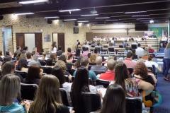 Grupia realizou seminário na Cãmara de Vereadores