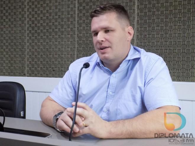 Fernando de Faveri, Delegado Regional