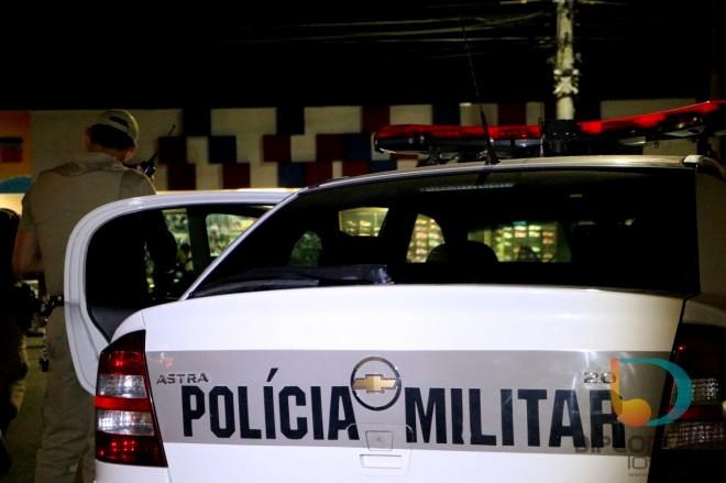 Arquivo - Polícia Militar - Carro