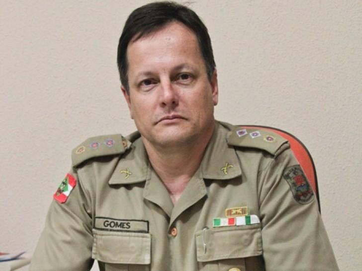 Coronel Moacir Gomes Ribeiro