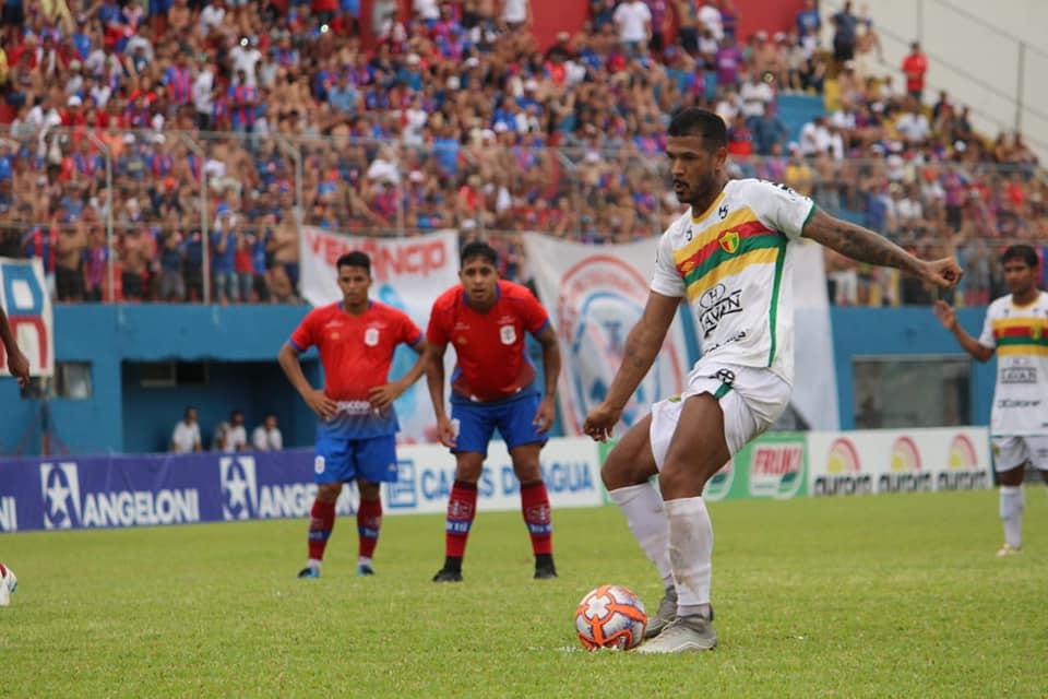 Brusque empata com Marcílio Dias em Itajaí