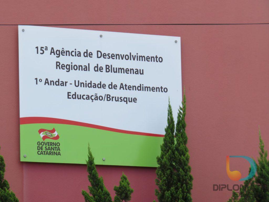 Os desafios para a educação estadual em 2019 e a luta para que coordenadoria seja mantida em Brusque