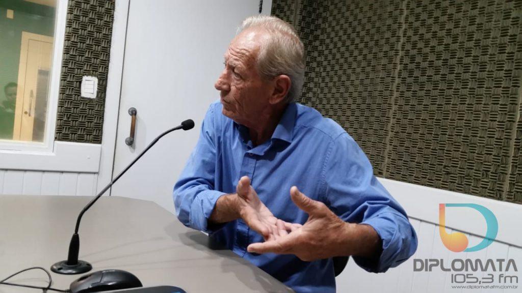 Zancanaro destaca projetos de sua gestão à frente da Câmara e relação com o governo