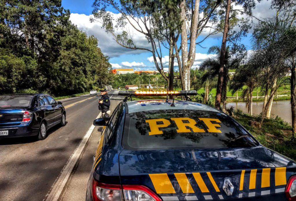 Carro da PRF