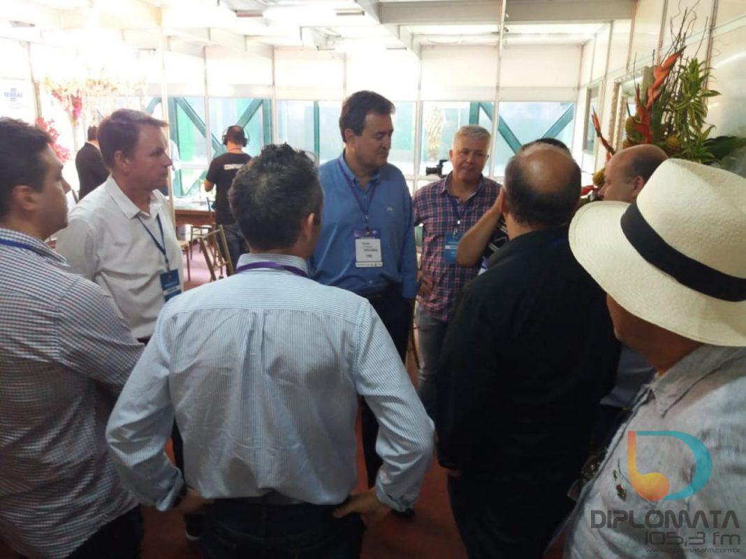 Superintendência Estadual do Sebrae visita a 48ª Pronegócio