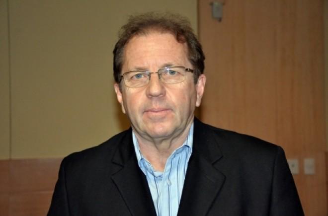 Valdir Walendowsky presidente da Santur