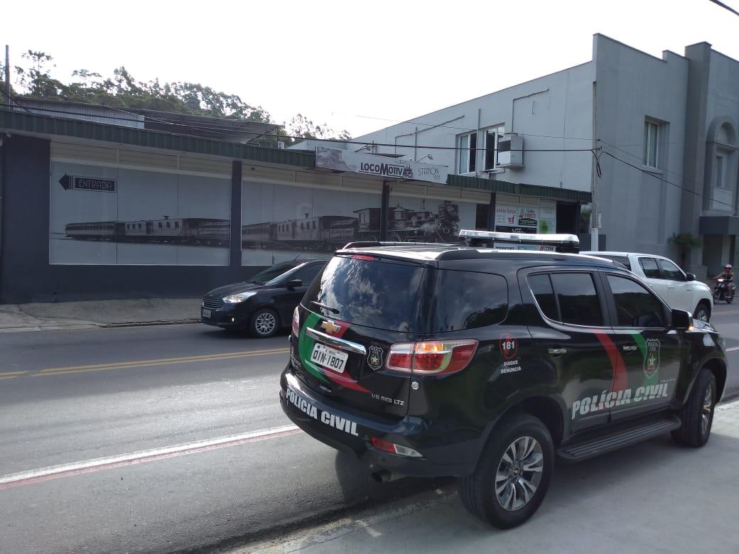 Polícia Civil elucida tentativa de homicídio ocorrida estacionamento de casa noturna
