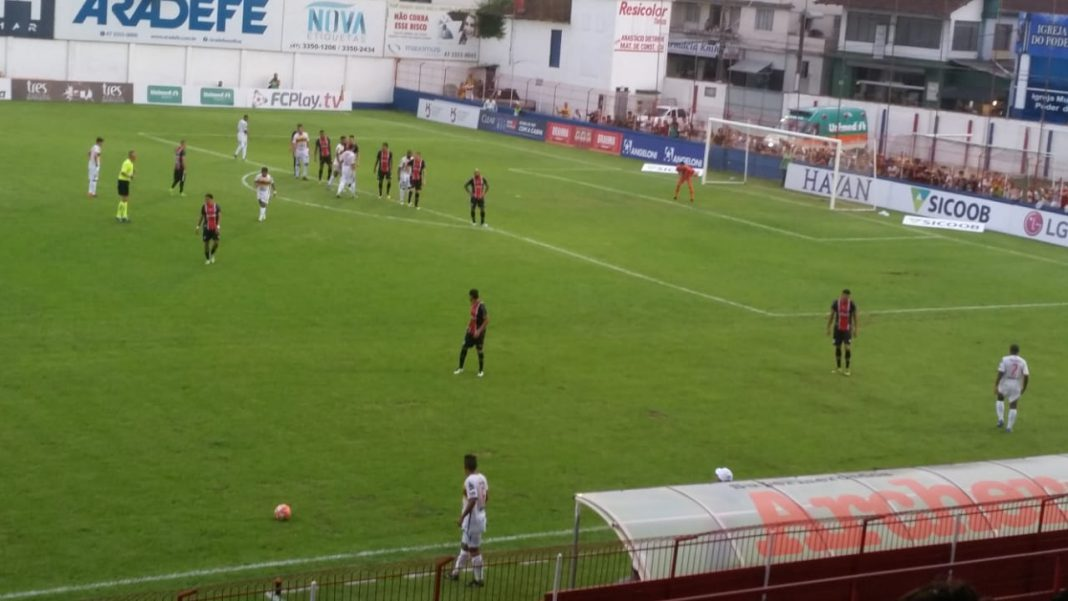Brusque 1 x 1 Joinville