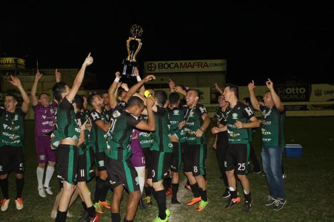 Campeonato de Futebol Amador de Brusque começará no dia 9 de março