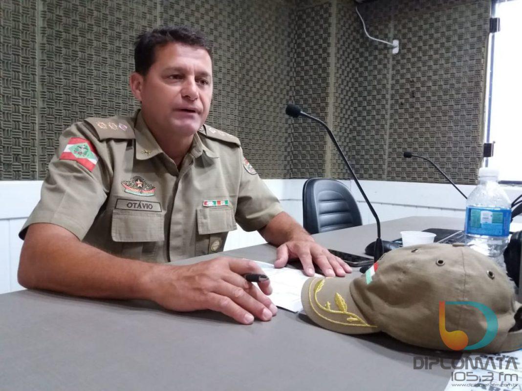 Tenente-Coronel Otavio Manoel Ferreira Filho
