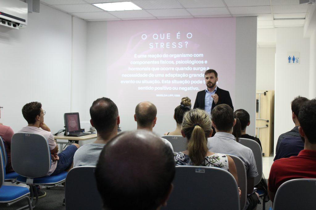Janeiro Branco: Palestra abordou estresse na vida de microempresários e colaboradores