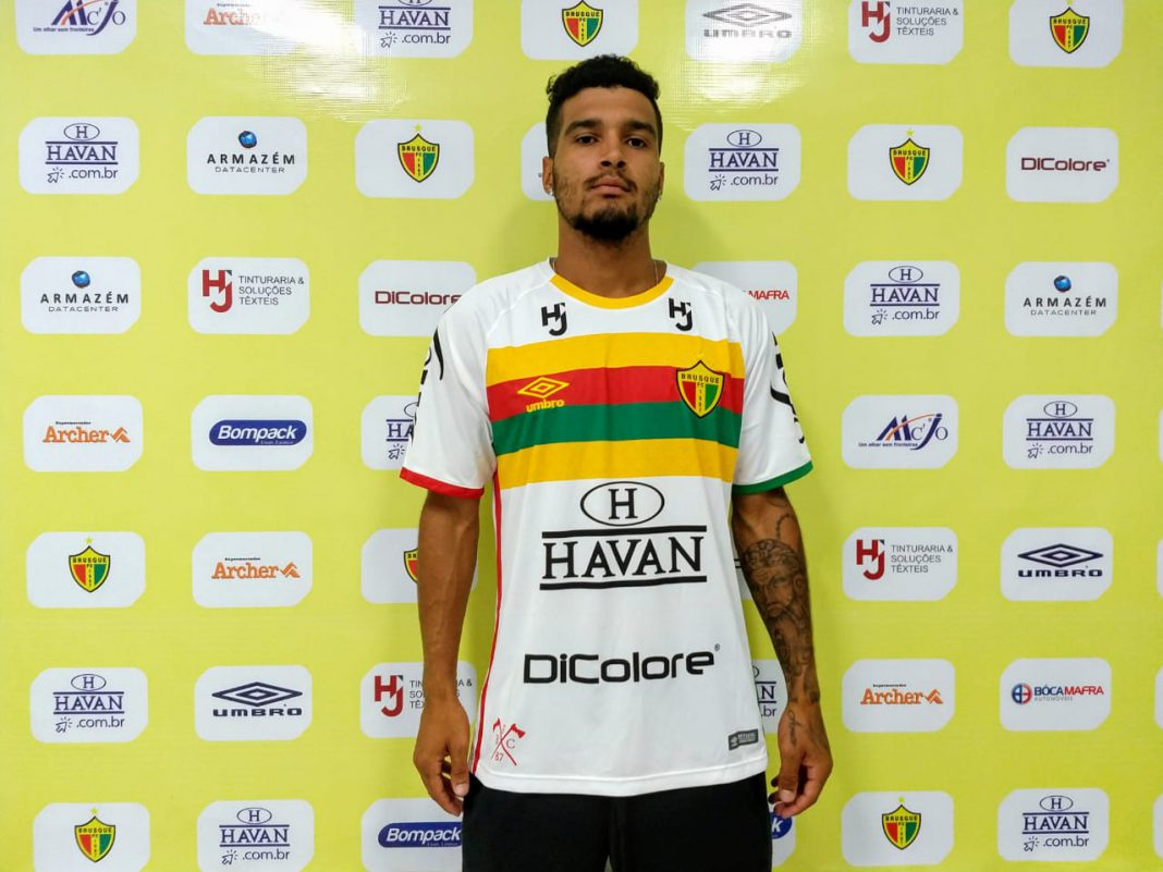 Cleiton, reforço do Brusque FC para 2019