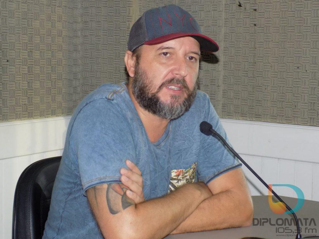 Cristiano Olinger no Jornal da Diplomata