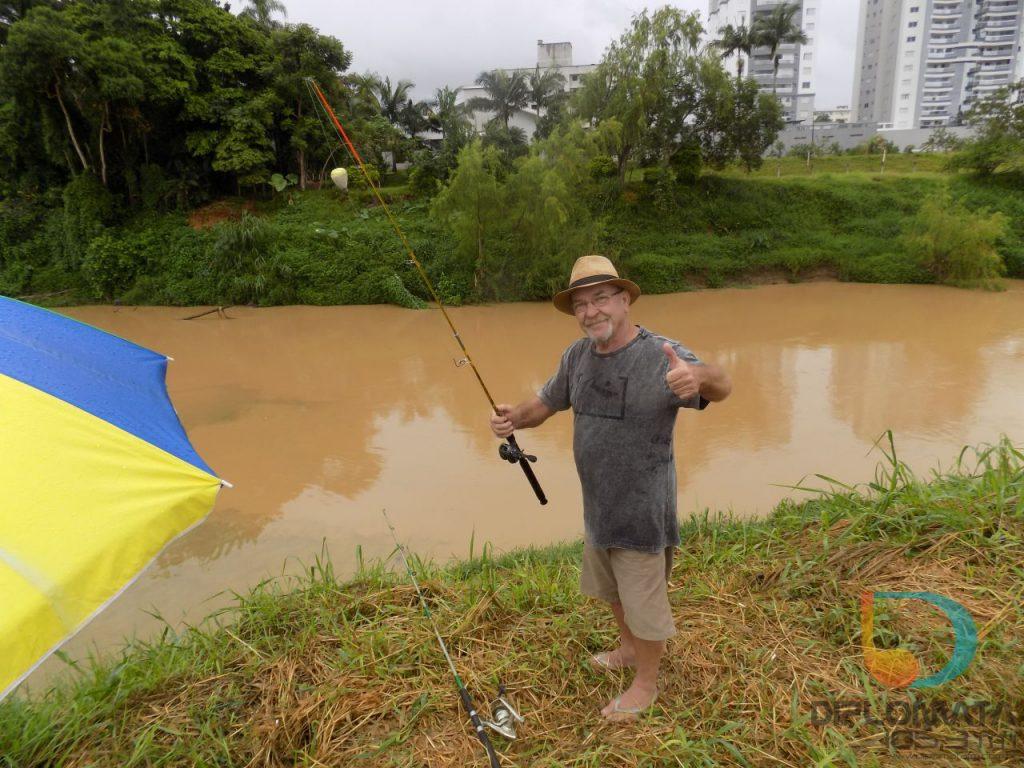 Pescador Mario Borgonha