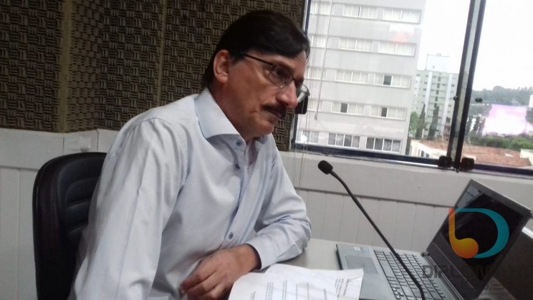 Dr Humberto Fornari