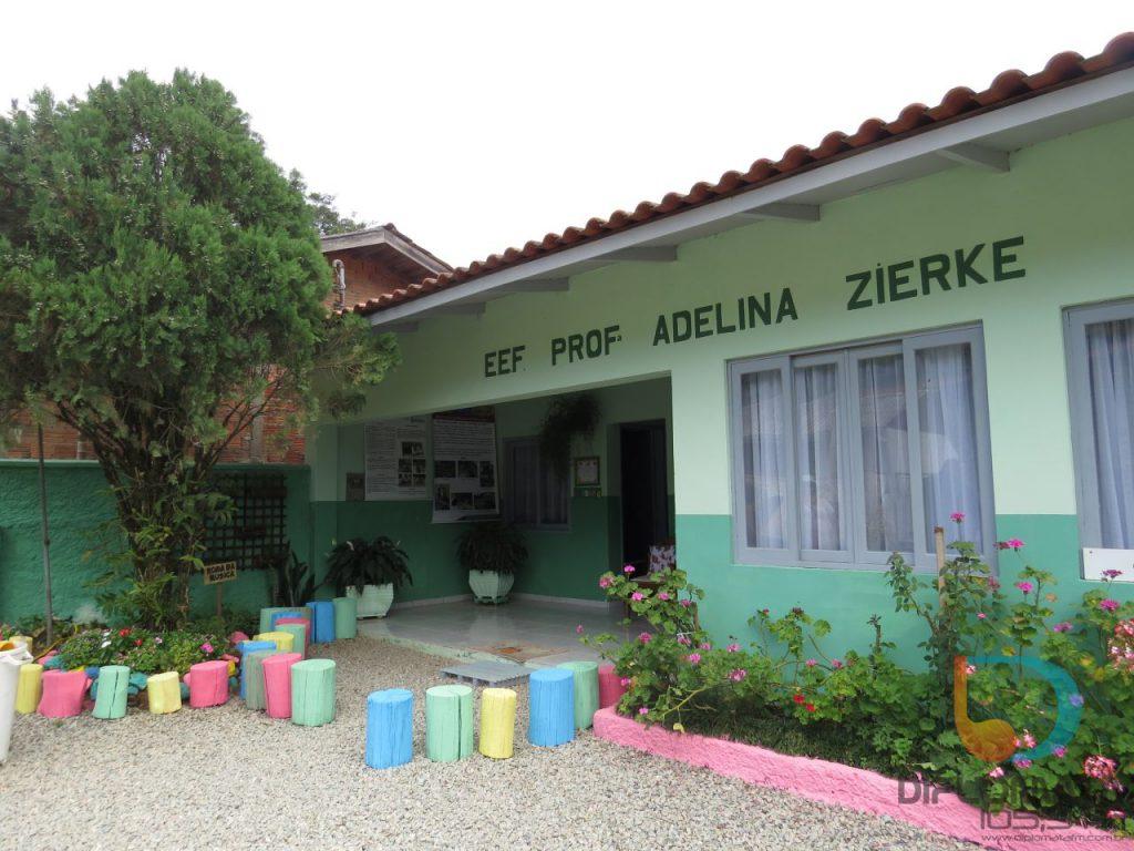 Escola Adelina Zierke_Capa