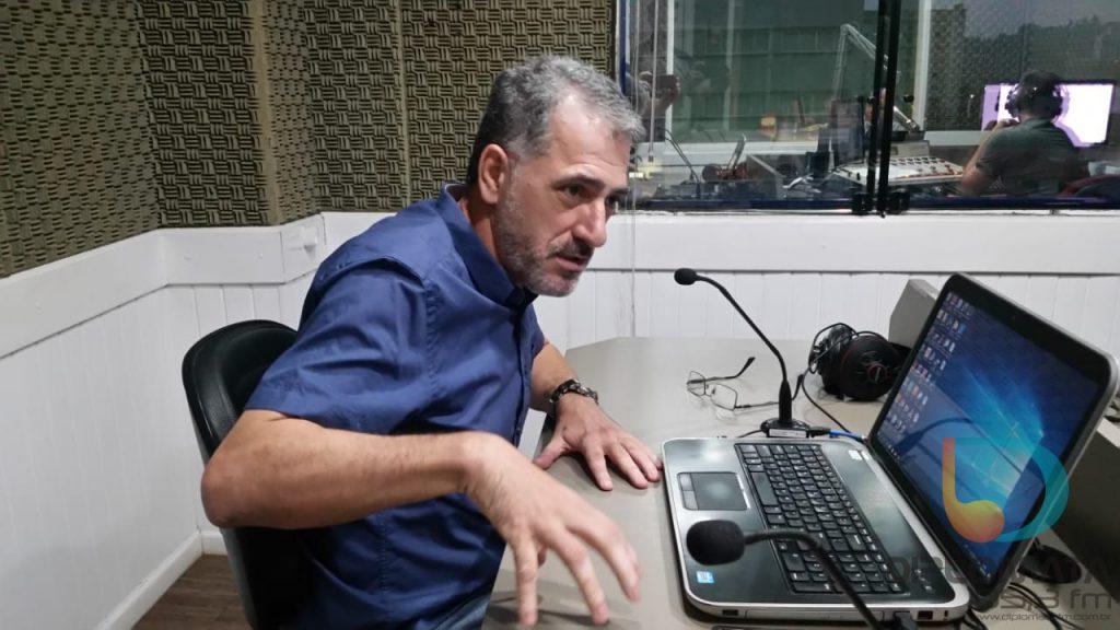 Presidente do Sinseb, Orlando Soares Filho