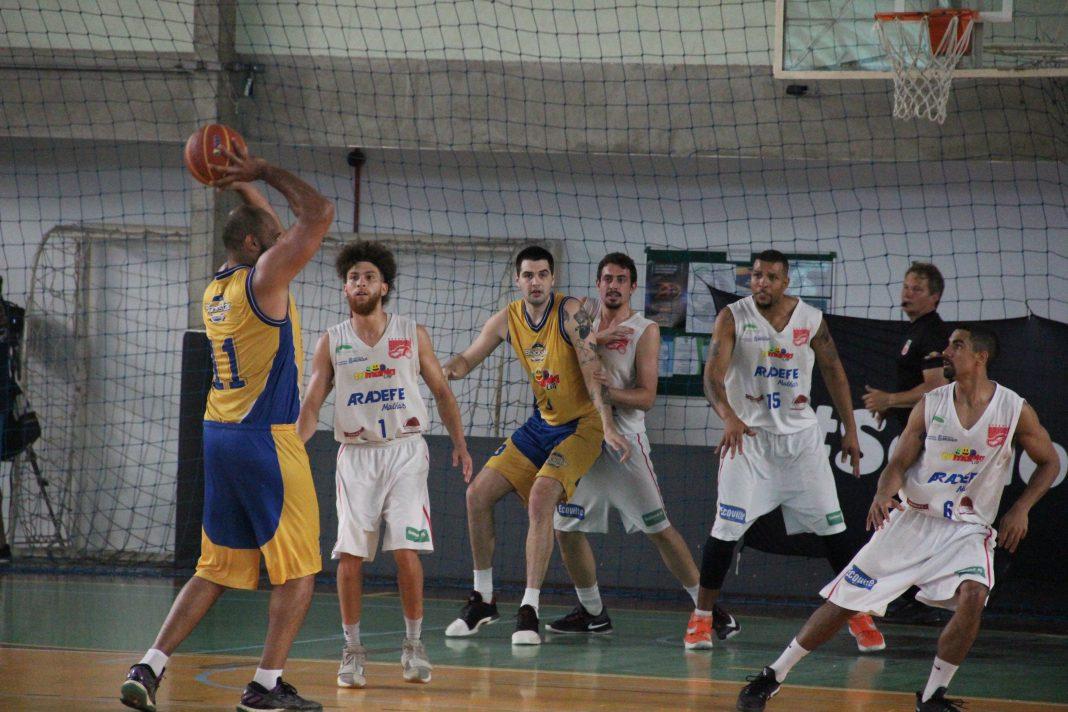 Brusque Basquete estreia no dia 10 de março no Campeonato Brasileiro