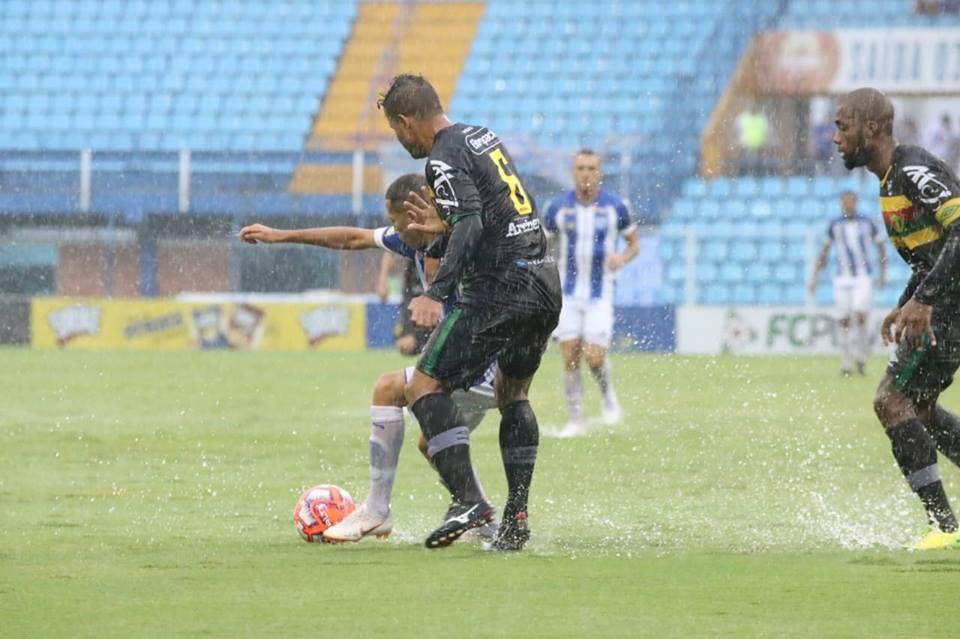 Brusque empate sem gols com o Avaí