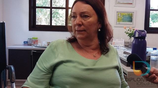 Secretaria de Educação, Eliane Aparecida Busnardo Buemo