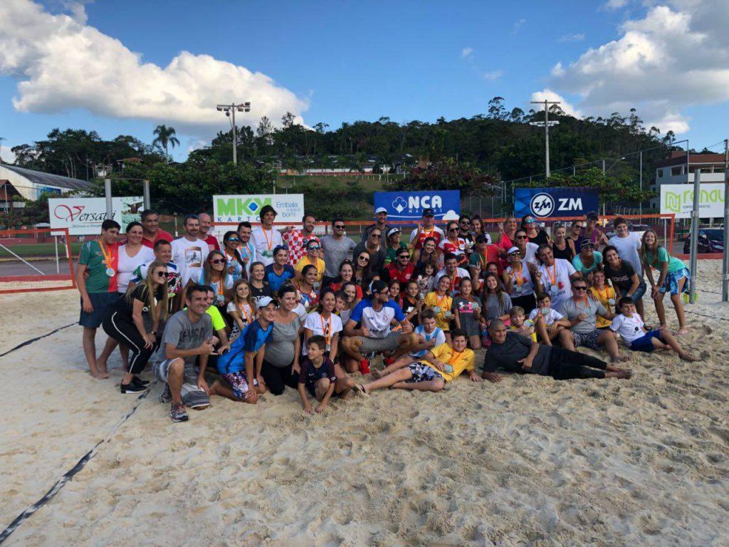 Equipe Beach Tennis