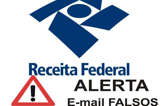 Receita Federal alerta