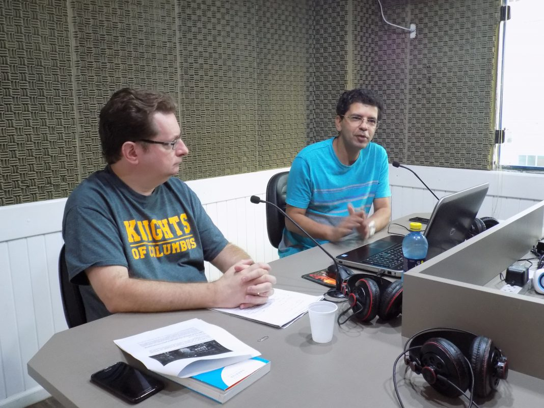 Entrevista Política no Jornal da Diplomata