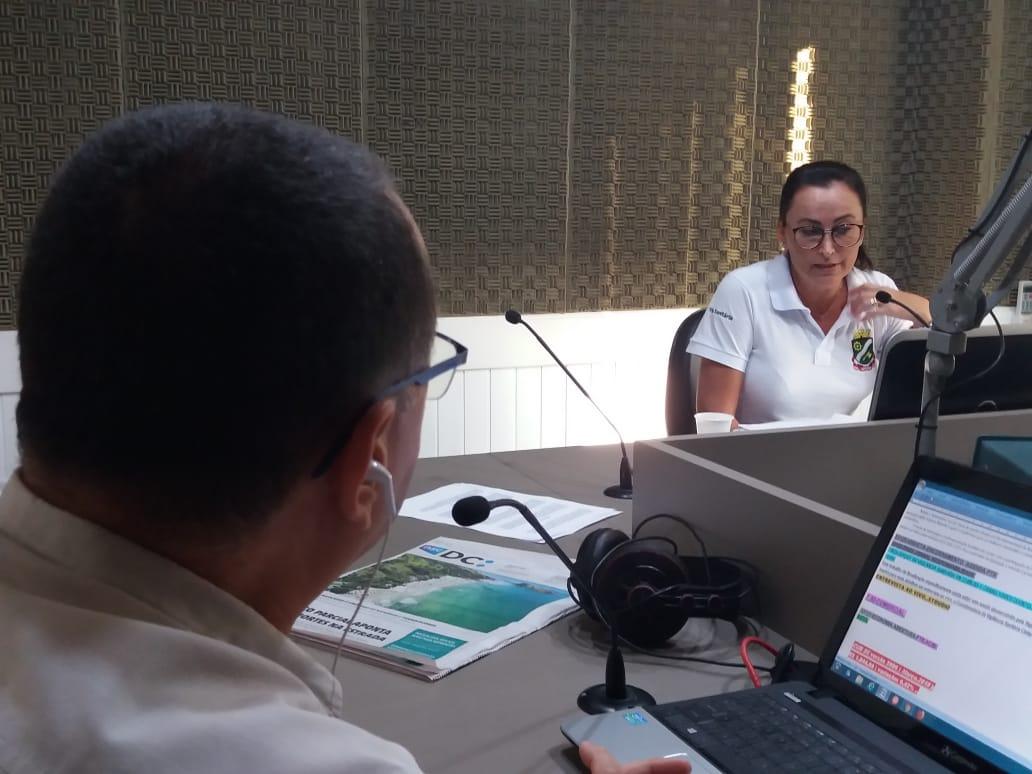 Cintia Fernanda Gonsalves Schlindwein - Vigilancia Sanitaria