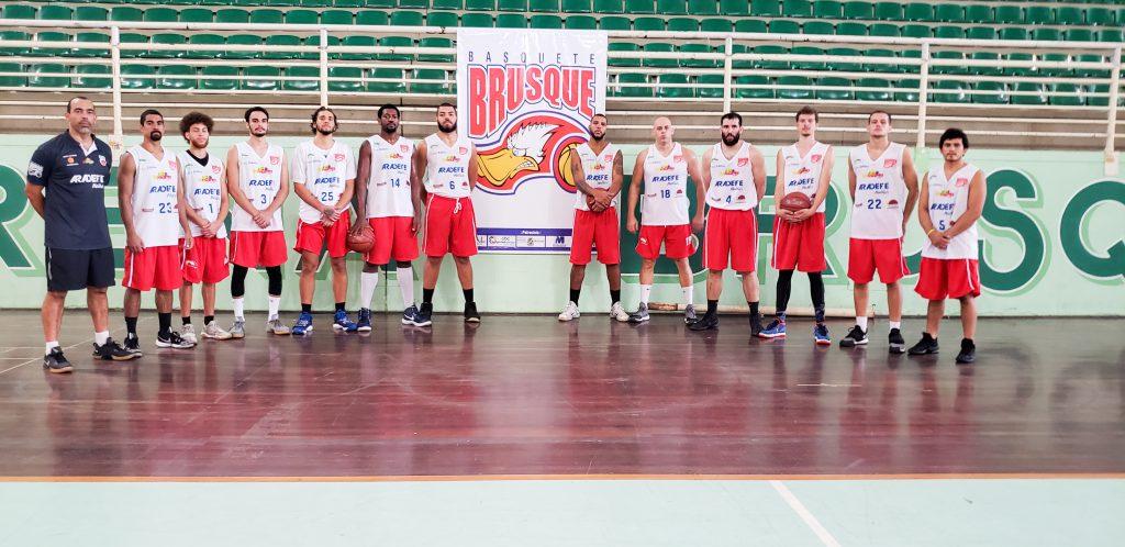 Equipe Brusque Basquete