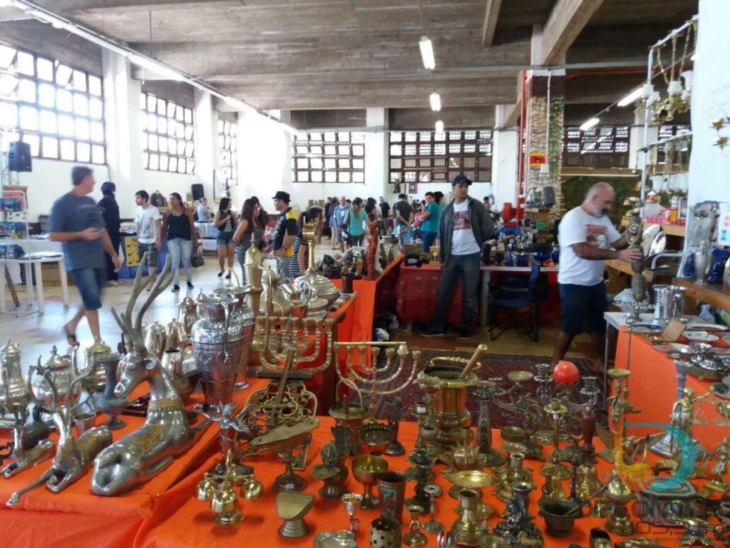 Mercado de Pulgas evento