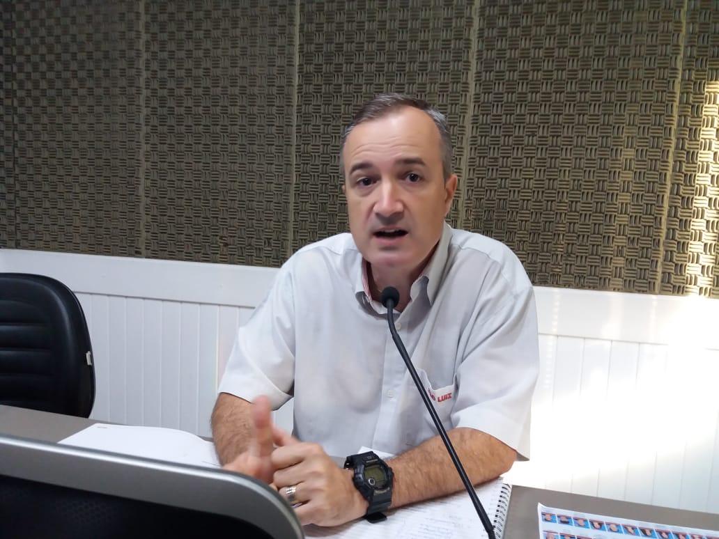 Paulo Vieira - faculdade São Luiz