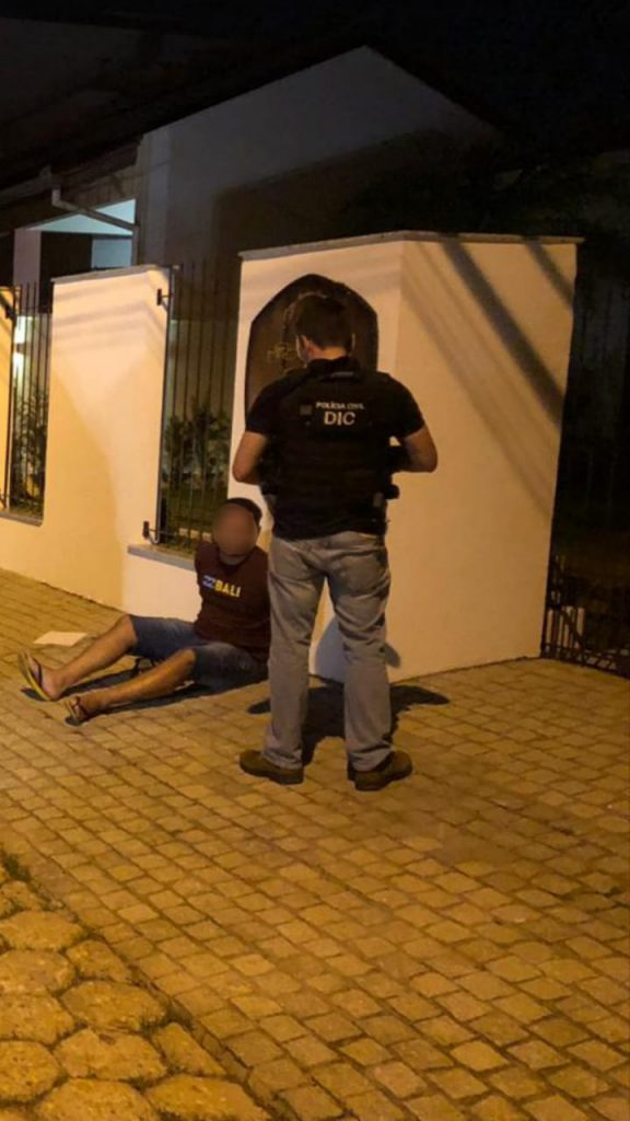 Preso mais um acusado pela morte do Cabo Everaldo