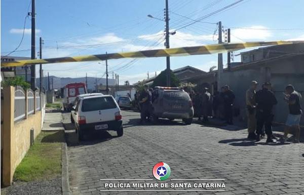 Polícia Militar prende envolvidos de assalto milionário em Blumenau